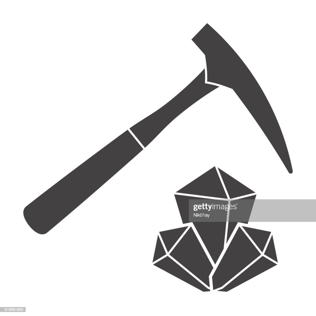 Geology Vector Icon