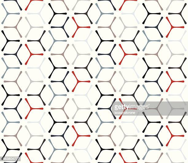 Geometric Abstract Pattern
