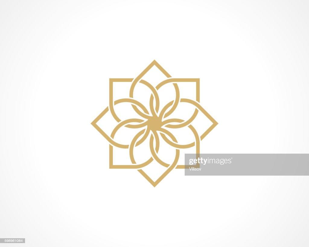 geometric arabic pattern