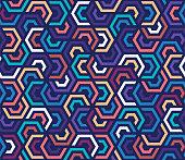 Geometric Ethnic Oriental Pattern Traditional Design