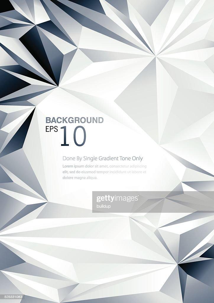 Geometric Low Poly Background