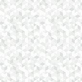 Geometric pattern - seamless vector background