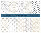 10 geometric pattern
