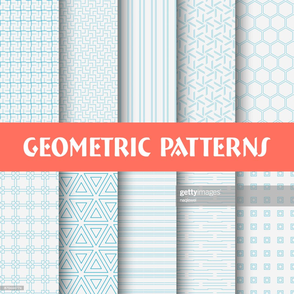 Geometrischen Muster : Stock-Illustration