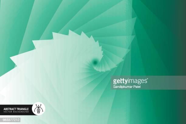 geometric seamless pattern background - fractal stock illustrations, clip art, cartoons, & icons