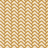 geometric seamless pattern, brown decorative motif