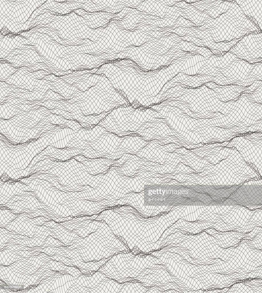 Geometrische Nahtlose Muster : Stock-Illustration