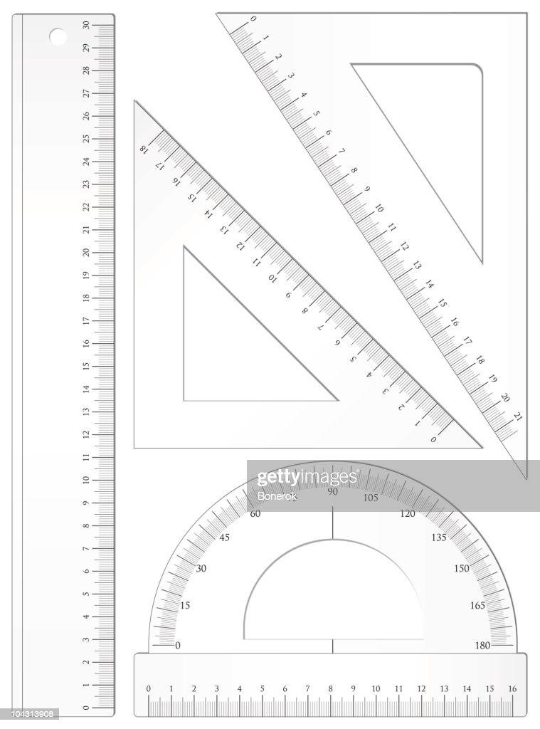 Geometric set : Stockillustraties