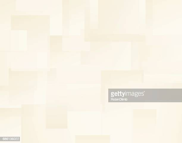 illustrazioni stock, clip art, cartoni animati e icone di tendenza di geometric tan background - beige