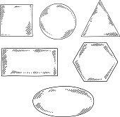 Geometrical Shapes Drawing