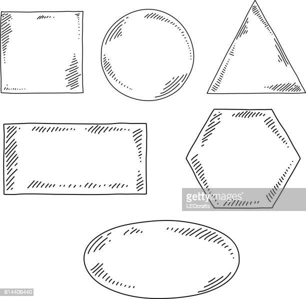 Geometrical Shapes Drawing