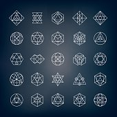 Geometrical Shapes - Sacred Geometry