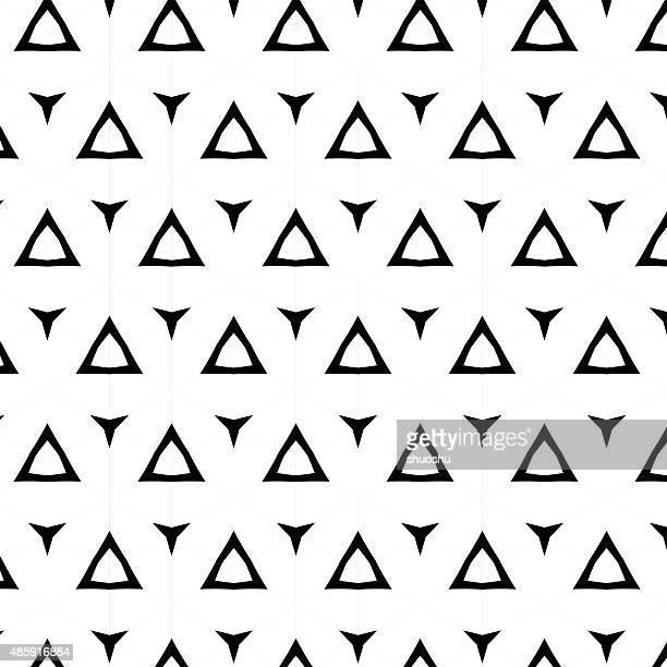 Geometriestunde Muster Hintergrund