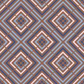 geometry zig zag vector pattern.