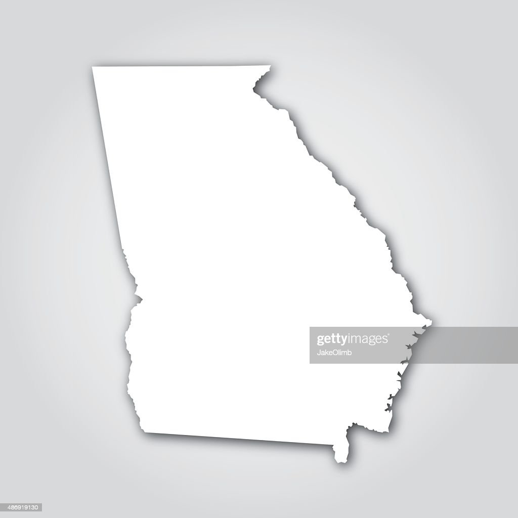 Georgia Silhouette White