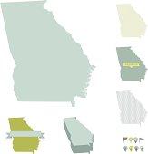 Georgia State Maps