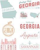 Georgia Typography