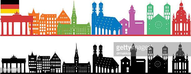 Germany Skyline