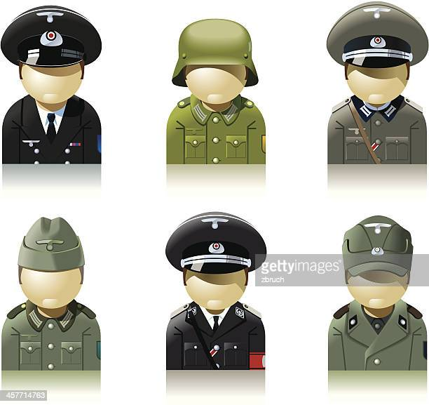 Germany soldiers, WW2 period