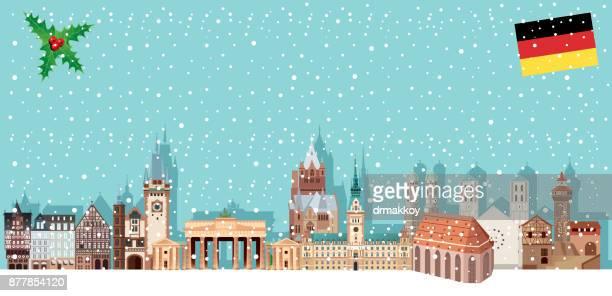 Germany winter