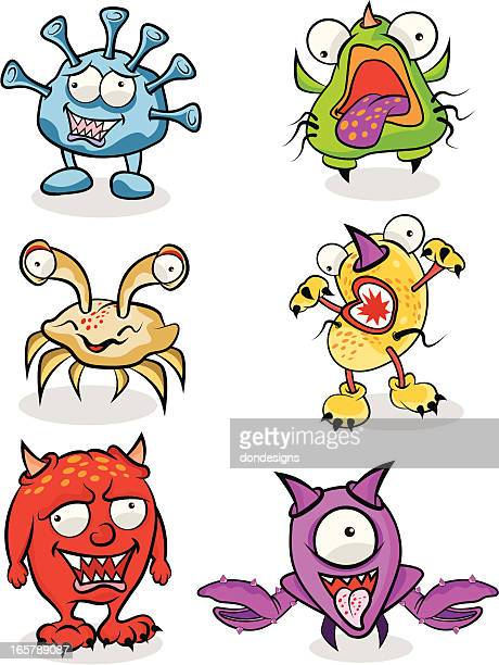 Germs and Monsters