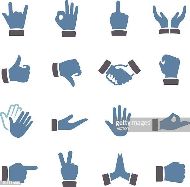 Gesture Icons - Conc Series