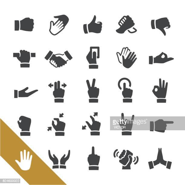 Gesture Icons - Select Series