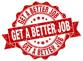 get a better job stamp. sign. seal