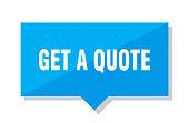 get a quote price tag