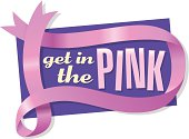 Get In The Pink Heading C
