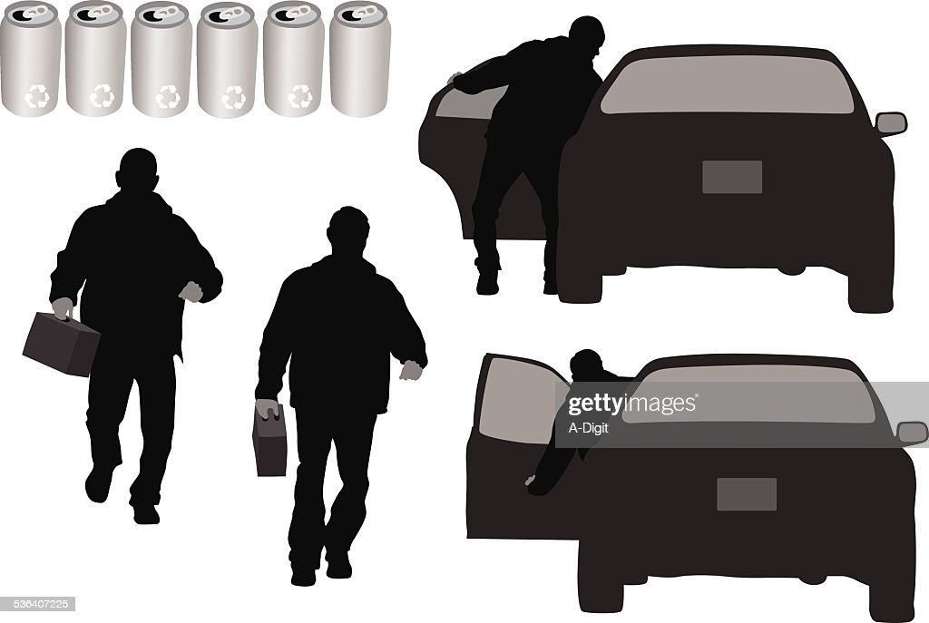 GettinBeer : stock illustration
