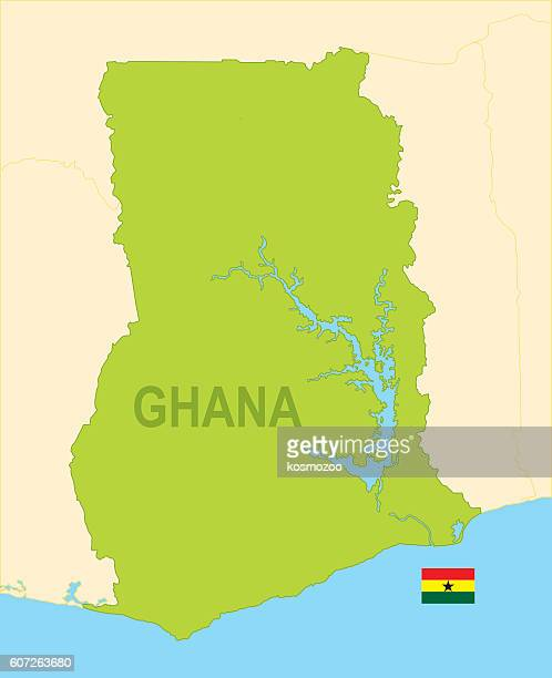 ghana - ghana stock illustrations, clip art, cartoons, & icons