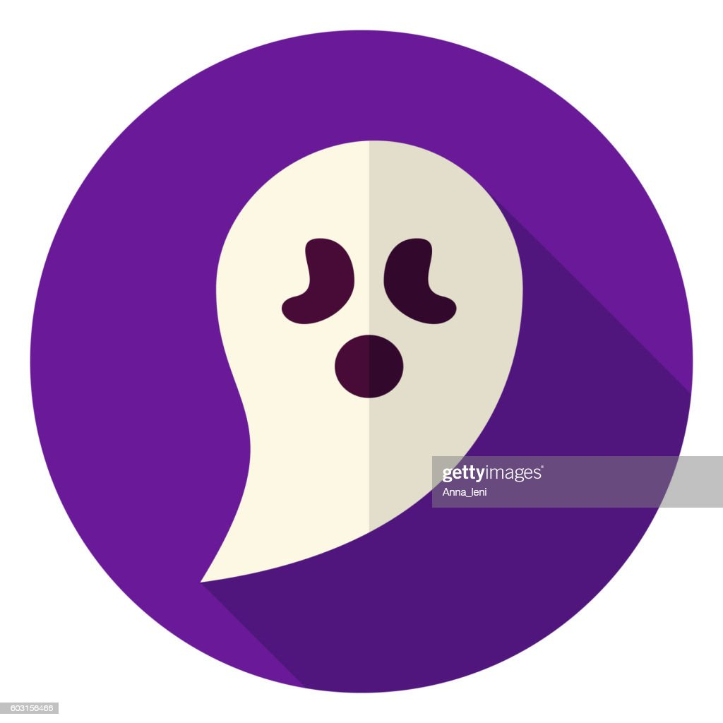 Ghost Circle Icon