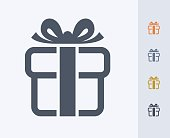 Gift Box - Carbon Icons