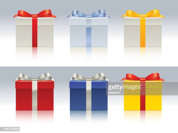 gift box - incentive stock illustrations, clip art, cartoons, & icons