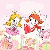 Gift for Fairy.