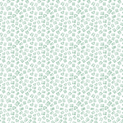 Gift pattern seamless background - gettyimageskorea