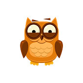Giggly Brown Owl