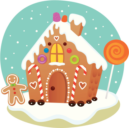 Gingerbread House - gettyimageskorea