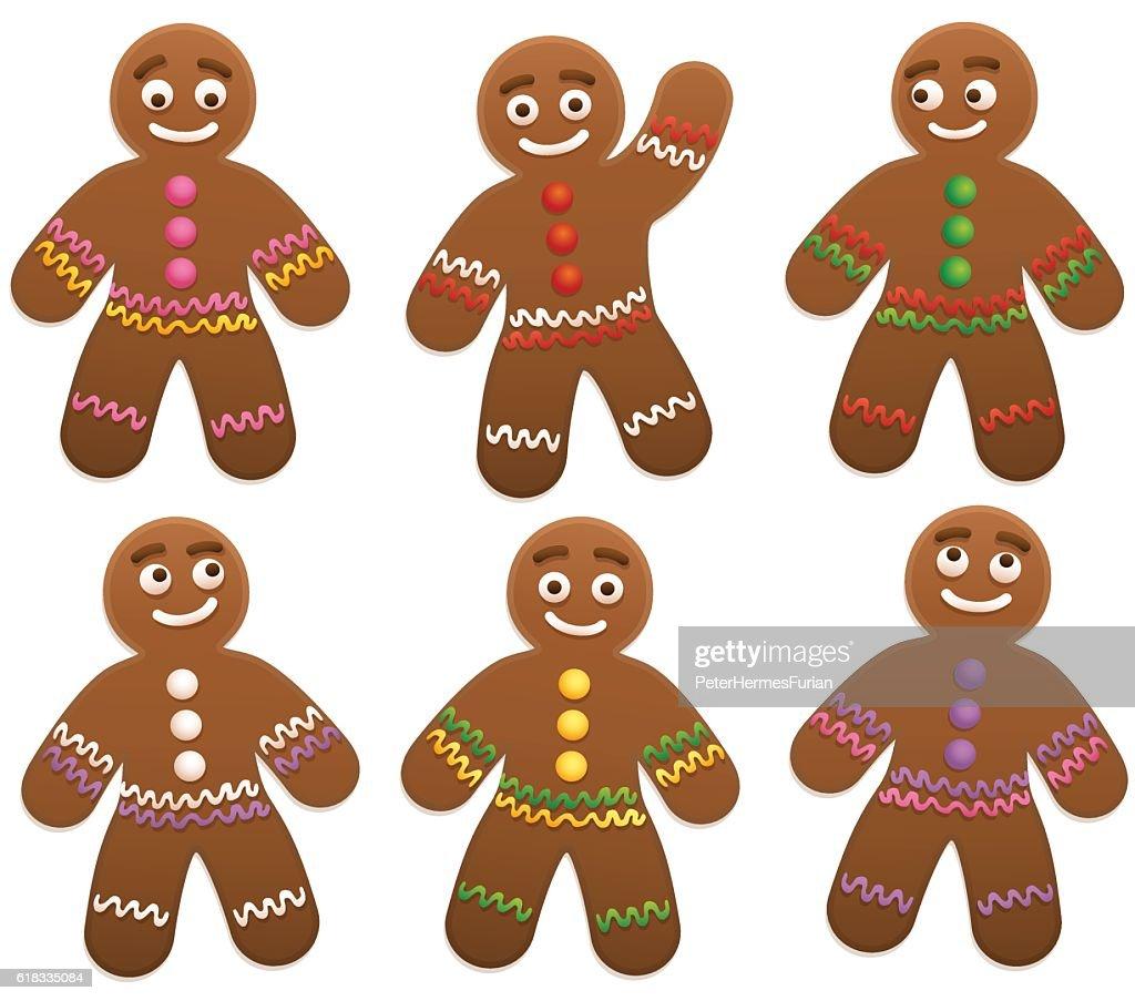 Gingerbread Man Group