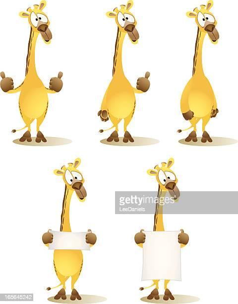 Girafa mulher COLEÇÃO