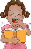 Girl Funny Book