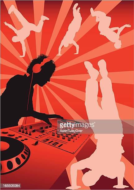 DJ Mädchen