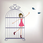 Girl wanted freedom