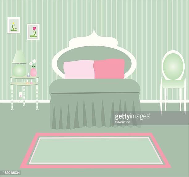 Mädchen s Schlafzimmer