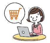 Girls: internet, shopping