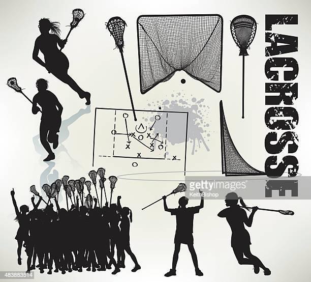 Girls Lacrosse - Sports Equipment
