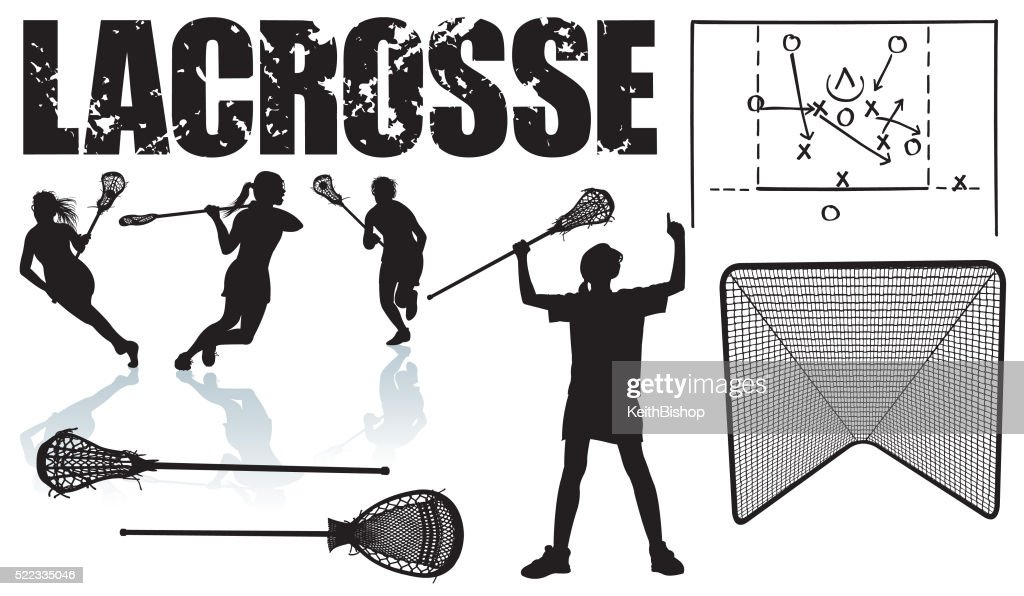 Girls Lacrosse - Sports Equipment