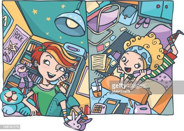 30 Meilleurs Chambre Ado Illustrations Cliparts Dessins