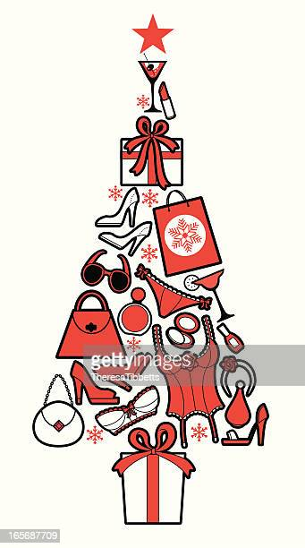 Girly Christmas Tree